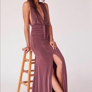 Free People Genevieve formal dress!